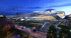 Zaha Hadid Japan National Stadium | Tokyo Olympic games 2020