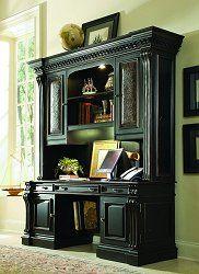Home Furniture | Home Office Furniture | Computer Desk | Compuer Credenza - By Hooker Furniture