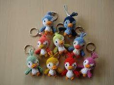69 Beste Afbeeldingen Van Sleutelhangers Crochet Keychain Crochet