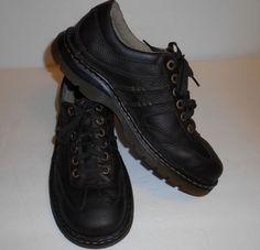 Dr. Martens Air Wair Shoes Oxfords Brown Leather Dawes Men's Size 10 #DrMartens #LoafersSlipOns