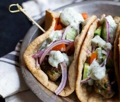 Recept Gezonde Griekse Gyros Wrap | GIRLS WHO MAGAZINE