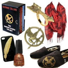 The Hunger Games gift guide Hunger Games Party, Hunger Games Series, Hunger Games Catching Fire, Book Lovers Gifts, Book Gifts, Game Presents, Jennifer Laurence, Reindeer Games, Game 3