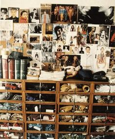 Antwerp studio of Dries van Noten