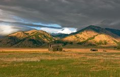 What peace and beauty in Bozeman, Montana.