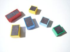 Magnetic Legos #lego #party #favors