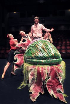 Puppet Masters: Little Shop of Horrors is a Puppet-Maker's Dream - Monday Magazine