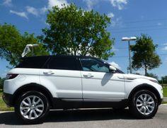 2014 Land Rover Range Rover Evoque #landroverpalmbeach #landrover #evoque