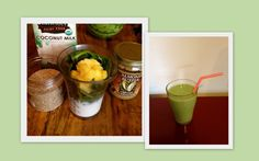 Green Protein Chia Smoothie | Fresh Pressed Life