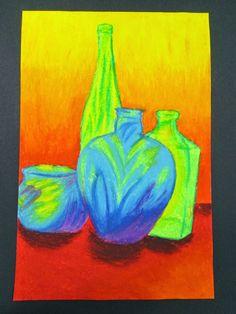 That Little Art Teacher: High School… The beginning