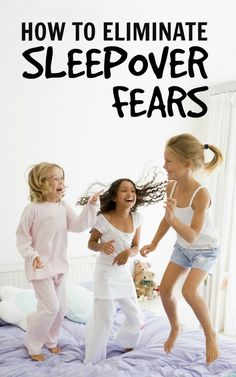 Sleeping at a friends house is a fun part of growing up but sometimes sleepover fears can kick in and a child's fun can turn into anxiety. 10 Tips…