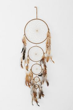 love the idea of dream catchers! But I would probably get one that is hand made or something