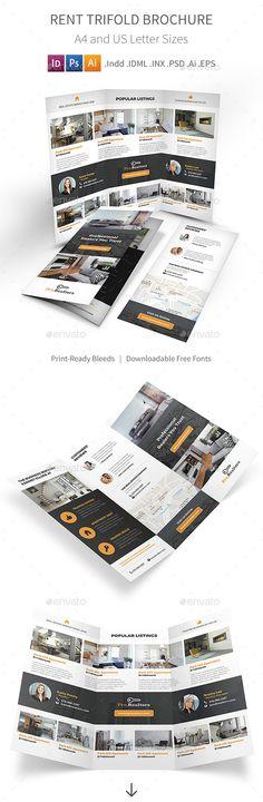 Car Bifold Brochure  Brochures And Brochure Template