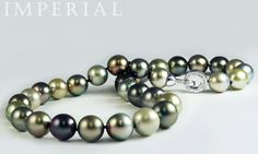 Beautiful Tahitian Pearls! Every woman must have.