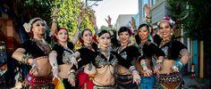 american tribal style belly dance   ... Laura, Kelsey, Shelly), an American Tribal Style® belly dance troupe
