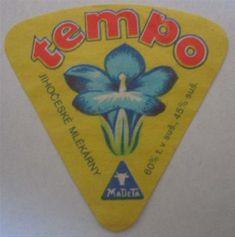 Tavený sýr Tempo - Tavený sýr Tempo