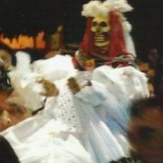 Who is the mysterious and beautiful Santa Muerte? What is it about the skeletal sait that has won her millions of devoted follows, saints and...