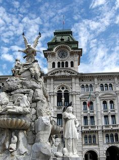 Guide to the city of Trieste. Tourist information on hotels and places to visit in Trieste. Set out to discover Friuli Venezia Giulia Trieste, San Marino Italy, Best Of Italy, Regions Of Italy, Italy Tours, Northern Italy, Italy Travel, Bella, Places To See