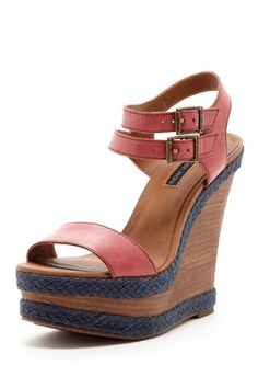 Perfect everyday wedges - Bari Wedge Sandal by Calvin Klein on @HauteLook