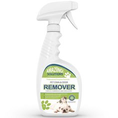 Best Pet Stain Remover and Odor Eliminator Carpet Cleaner for Dog Urine and Cat Pee, Professional Strength Enzymatic Solution, Removal GUARANTEED Using Natural Enzymes for Carpets and Hardwood Floors ** You can find more details by visiting the image link.