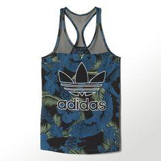 Adidas Hawaii L Tank
