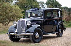 1935 Police Car