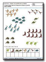 Les Dinosaures en Maternelle Grande Section
