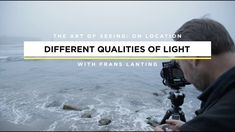 The video below provides a rare opportunity to pick up several valuable tips from one of the world's preeminent nature and wildlife photographers. In less than four minutes, Frans Lanting explains … Best Photographers, Landscape Photographers, Video Photography, Wildlife Photography, Frans Lanting, National Geographic Photographers, Cooking Classes For Kids, Photo Lighting, Stars At Night