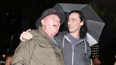 Loki and dad