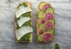 Quit Your Job, Buy A Bike & Move To Paris To Make Sandwiches