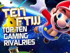 Top 10 Gaming Rivalries
