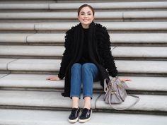 Matiamu by Sofia wearing REPLAY Jacket. Check out similar Jacket here: https://www.zalando.de/replay-strickjacke-grey-med-melange-re321i027-c11.html #replay #replaygermany #matiamubysofia