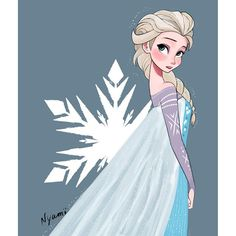 Elsa by Nyamo