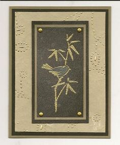 Asian Artistry by CRyzuk - Cards and Paper Crafts at Splitcoaststampers