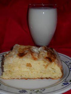 vanilla: Szivacs pite / Sundjer pita
