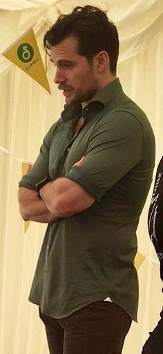 When you lecture me like that Cavill all I can think of is being extra naughty...lol!!! ;)