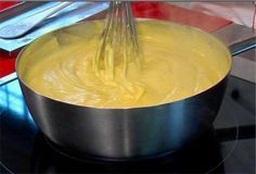 Recipes Most Wanted: Italian Pastry Cream Greek Sweets, Greek Desserts, Italian Desserts, Greek Recipes, Just Desserts, Italian Recipes, Delicious Desserts, Italian Cookies, Pastry Recipes