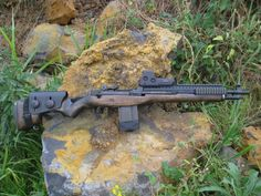 A nicely set up as a scout rifle. Military Weapons, Weapons Guns, Guns And Ammo, Tactical Rifles, Firearms, Shotguns, Bushcraft, Scout Rifle, Battle Rifle