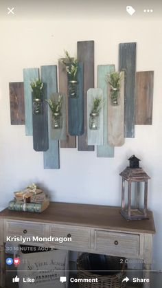 Home Decoration Ideas Wall .Home Decoration Ideas Wall Diy Wall Decor, Diy Home Decor, Room Decor, Pallet Wall Decor, Diy Pallet, Nursery Decor, Frame Layout, Creation Deco, Home And Deco