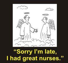 Nurse Humor... Love this...