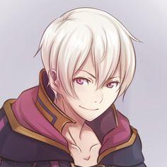 Fire Emblem Awakening - Robin