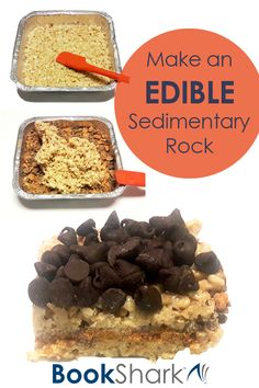 Edible Rock Activity with Mini Unit Study {AND CURRICULUM GIVEAWAY!!!}