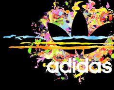Colorful Adidas Wallpaper Photo ~ Sdeerwallpaper