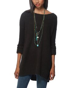Free People 'Tricot' Pullover