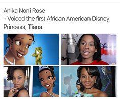 My favorite movie and now my baby girl's.I also love Anika Love People, Black People, Black Girl Magic, Black Girls, Real Life Princesses, Disney Nerd, Black Pride, Black Queen, Black Power