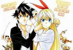 Unlimited Animes: Nisekoi