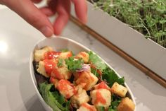 Saladas com microvegetais Life in a bag by Club masterCOOK