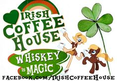 My little Pony, Irish Coffee House sign