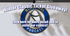 Blues NHL Podcast Winter Classic Ticket Giveaway