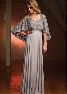 2018 Plus Size Mother of Bride Dresses Floor Length Pink Silver Gray Lace Chiffon Beads Cheap Dress for Mothers Brides Custom Made Vestidos Mob Dresses, Cheap Dresses, Fashion Dresses, Girls Dresses, Bridesmaid Dresses, Bride Dresses, Wedding Dresses, Couture Dresses, Party Dresses