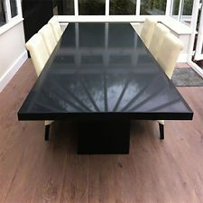 details about quartz bespoke extra large 3m dining table. Interior Design Ideas. Home Design Ideas